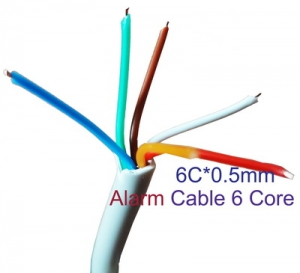 Alarm Cable 6 Core