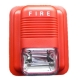 Sound light Fire Alarm