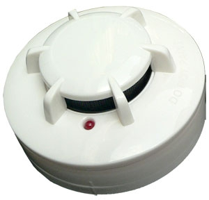 4 Wire Photoelectric Smoke Detector Relay Out