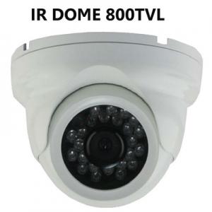 Vandalproof IR Dome Camera 800TVL