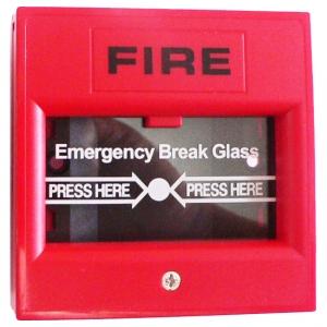 Emergency Glass Break