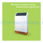 Wireless Solar Siren Sound
