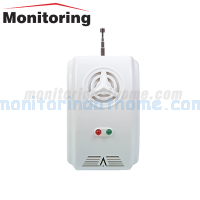 Wired / Wireless Compatible Gas Detector