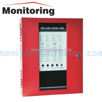 16 Zone Fire Alarm Control Panel