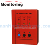 Mini Conventional Fire Alarm Control Slave Panel