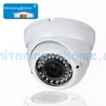 Vandalproof IR Dome Camera 700TVL