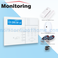 Alarm kits TCP/IP (LAN)  Alarm Control Panel