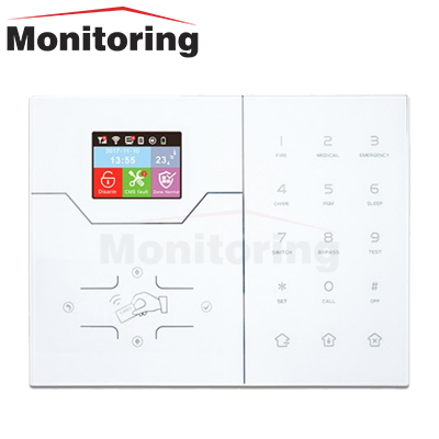 Intelligent Security Control panel