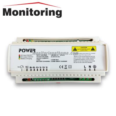 แหล่งจ่ายไฟ 24V DIN Rail / UPS DC24V 2.5A DIN Rail power supply