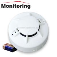 เครื่องตรวจจับควัน AC Powered Photoelectric Smoke Alarm