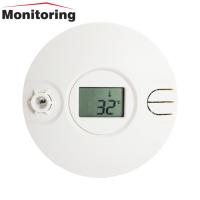 ตัวจับความร้อนไร้สาย Wireless intelligent heat detector