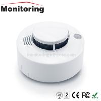 เครื่องตรวจจับควันไฟ 4Wire Smoke Detector Relay Out With Sound Buzzer