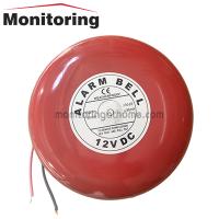 กระดิ่ง 12VDC Fire Alarm Bell กระดิ่งเตือนภัยสำหรับ  ตู้ Fire alarm  ใช้ ไฟ 12 V