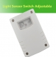 Light Sensor Switch Adjustable