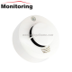 smoke alarm 4 wire relay out