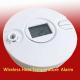 Wireless intelligent heat detector